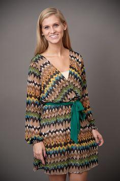 EVERLY: Mountain High Dress