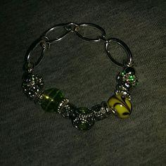 Bracelet Not Pandora!!! I think it was from Boscovs!! To big for my liking Jewelry Bracelets