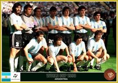 Fan pictures - 1990 FIFA World Cup Italy. Argentina Team, Fan Picture, Fifa World Cup, Pictures, Sports, Trading Cards, Soccer, Champs, Italia