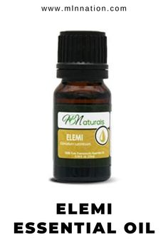 In addition to skin conditions (scars, wrinkles, chapped skin, acne, etc.), Elemi can be used for muscle and nerve pain, infections (bronchitis, chest, cuts and wounds), ulcers, coughs, inflammation (breast and uterus), and rashes. #ToothNervePainRelief Tooth Nerve, Muscle And Nerve, Nerve Pain, Essential Oils, Breast, Conditioner, Pain Relief, Natural, Nature