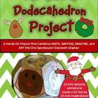 Looking for an ENGAGING holiday project that will have your students using their reading, writing, math, and art skills? Then this is the one for y...