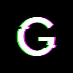 glitch typography - Buscar con Google