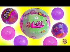 Shopkins Christmas Bauble Ornament Miss L Toes Pink