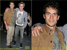 http://www.facebook.com/HenryCavillFans Henry Cavill attends a VIP Reception as Glaceau vitaminwater presents 'Jessie J Live In London' at The Roundhouse on August 4, 2012 in London, England. -03 by Henry Cavill Fanpage, via Flickr