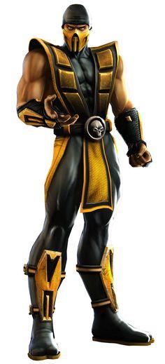 Scorpio / Mortal Kombat