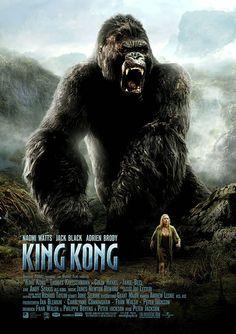 King Kong (2005) Peter Jackson
