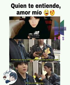 No se decide este men🤷 Jungkook Oppa, Foto Jungkook, Foto Bts, Memes Bts Español, Vkook Memes, Mamamoo, K Idol, Namjin, Yoonmin