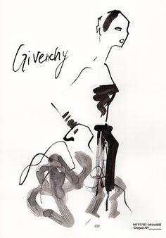 Givenchy Spring 2016 »instagram