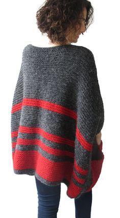 Este suéter es tejido con alta calidad, fina e hilos de mohair alérgico a mano. Tiene un lindo bolsillo. Es peso ligero, cálido y acogedor. Más tamaño, más tamaño. 3/4 de las mangas. Pero si quieres que yo puedo tejer con sus medidas especiales. Cualquier pregunta, apenas convo. ---Hecho en un ambiente libre de mascotas y fumar---. ---Toda la mano de ganchillo y mano artículos de punto debe ser mano lavada en agua tibia con un detergente suave y colocan acostadas a seco