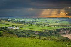 An Irish Landscape - null Irish Landscape, Golf Courses, Landscapes, Mountains, Nature, Photography, Travel, Fotografie, Paisajes