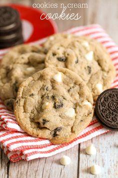 Cookie N Cream Cooki