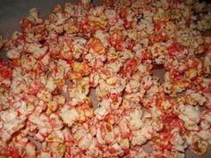 theArtisticFarmer: Jello Flavored Popcorn