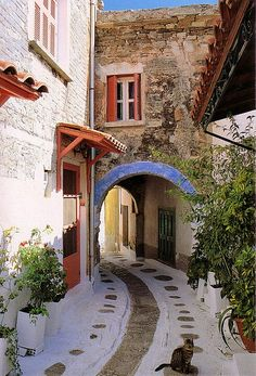 Greece I want to go see this place one day.Please check out my website thanks. www.photopix.co.nz