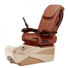 Chocolate SE Pedicure Spa Chair - SAVE UP to 50% at eBuyNails.com >> Best Shop - Best Deals