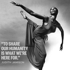 Judith Jamison #quote