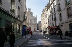 Where to Buy Made in France Handbags in Paris | Rue de Sévigné in the Marais is a fantastic street for shopping.