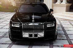 "Rolls Royce Ghost - 22"" CVT"