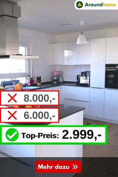 Kitchen prices at record low now it's worth buying!de – Kitchen prices at record low now it's worth buying! Studio Kitchen, Kitchen Decor, Interior Design Living Room, Living Room Designs, Living Room Chairs, Living Room Decor, Desk Chairs, Kitchen Prices, Dining Room Lighting