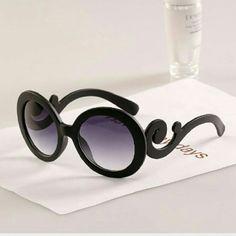 Round unisex  sunglasses Round unisex  sunglasses Accessories Sunglasses