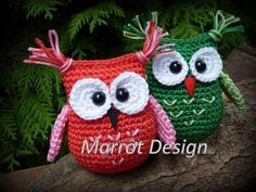 If only I could crochet. Crochet Birds, Crochet Bear, Crochet Home, Crochet Animals, Free Crochet, Owl Patterns, Amigurumi Patterns, Crochet Patterns, Diy Haken