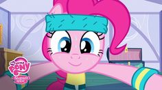 MLP: Friendship is Magic Season 2 - 'Pinkie Pie's Workout' Official Clip - YouTube