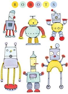 David Walker Robots