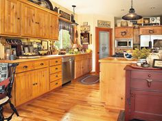 Country Sampler Magazine   Making a House a Home (from our May 2013 issue)