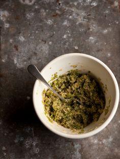 David Changs (Momofuku) ginger and scallion sauce #recipe #food