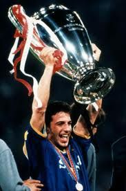 Juventus - 1995/96 v Ajax (1-1 *4-2 on penalties)