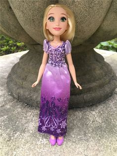 """KK01  Original Princess Royal Shimmer DP 10"""" Rapunzel Girl Doll Action Figure Toy Gift New Loose-in Dolls from Toys & Hobbies on Aliexpress.com   Alibaba Group"""