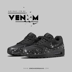 online store 62c29 0a1dc  nike  airmaxone  airmax1  airmax1venom  nikevenom  sneakerbaas  baasbovenbaas  Nike Air Max 1 GS