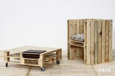 PATE is a homeware and furniture range by South African designer Siyanda Mazibuko