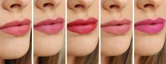 L-R 214, 217, 216, 218, 215 I've only ever had one YSL lipstick. It was one I used sparingly – I think it had been discontinued, but it was the silkiest, balmi...