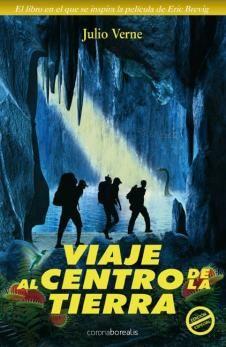Viaje Al Centro De La Tierra Julio Verne Audio Viaje Al Centro De La Tierra Tierra Portadas De Libros