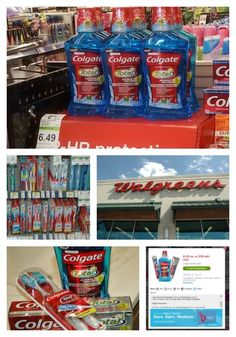 Dianna from The Kennedy Adventures is working on a clean mouth with Colgate Total Advanced Products! #shop #cbias #HappyHealthySmiles