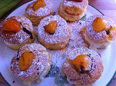 La cuisine en amateur de Maryline: Petits gâteaux à l'abricot  Il suffit de faire un ...