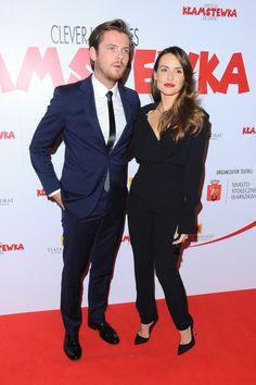 Żmuda Trzebiatowska z mężem na premierze (ZDJĘCIA) - PUDELEK
