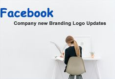 Facebook introducing Facebook New Logo, Officially, announced a new logo that is different from its present branding logo. This is designed for clarity and Make Facebook, Logo Facebook, Facebook News, About Facebook, Company News, Company Logo, Logo Branding, Logos, Marketing Materials