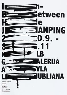 Ellen Lupton's top ten favorite typographic posters of all time