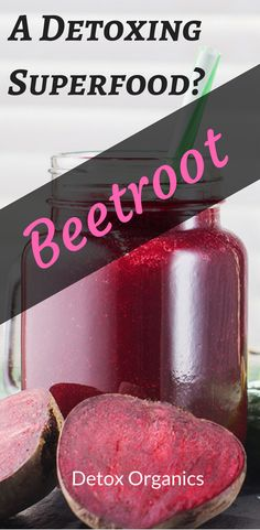 Beetroot - A detox superfood? Detox Tea Diet, Detox Drinks, Healthy Detox, Healthy Drinks, Healthy Eating, Detox Diet For Weight Loss, Detox Organics, Blood Type Diet, Natural Detox