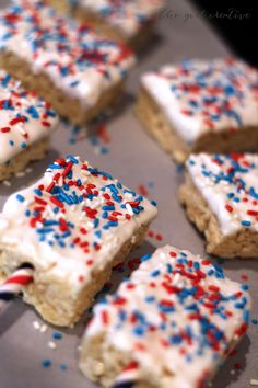 4th of July Rice Krispie Treat Pops - content3