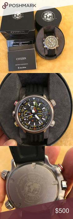 CITIZEN ECO-DRIVE CITIZEN ECO-DRIVE WATCH FOR MAN Very good condition 💖💖💖 Citizen Accessories Watches