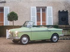 1964 Autobianchi Bianchina 'Eden Roc' Cabriolet Maintenance/restoration of old/vintage vehicles: the material for new cogs/casters/gears/pads could be cast polyamide which I (Cast polyamide) can produce. My contact: tatjana.alic@windowslive.com