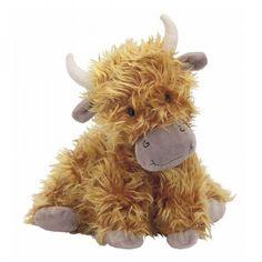 Jellycat Lounging Lovelies - Truffles Highland Cow Medium