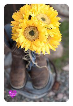sunflowers for my wedding