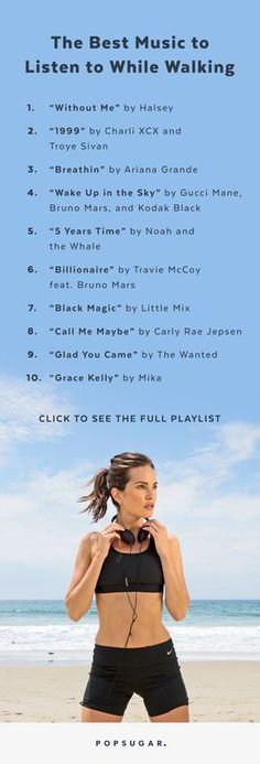 Walking For Weight Loss? Pick Up the Pace With This Upbeat Playlist