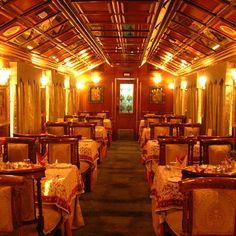 Royal Rajasthan on Wheels - luxury train tour