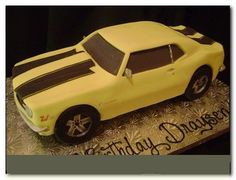 yellow-camaro-sculpted-car-for-1st-birthday-cake-black-accent-fun-sporty-muscle-car.jpg 423×323 pixels