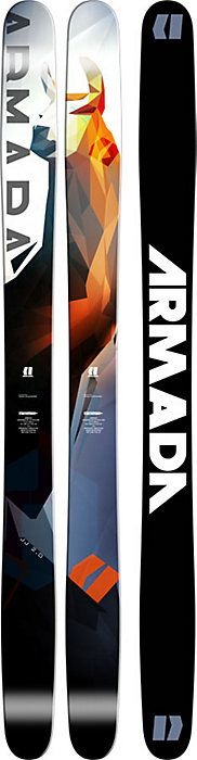 Exceptional tools for challenging the steep and deep, the Armada JJ men's skis have the width and EST Freeride rocker for deep days, and the grip you need for edging on hard snow. Ski And Snowboard, Armada Skis, Man Gear, Mens Skis, Ski Shop, Winter Gear, Ski Boots, Snow Skiing