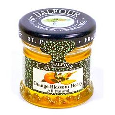 Dalfour Acacia Honey - jar - for all your travel size needs Survival Kit Gifts, Orange Blossom Honey, Acacia Honey, Importance Of Food, Specialty Foods, Glass Jars, Travel Size Products, Traveling By Yourself, Beverages